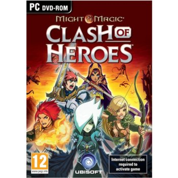 Might and Magic: Clash of Heroes product