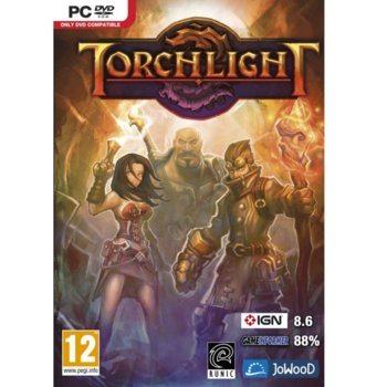 Torchlight product
