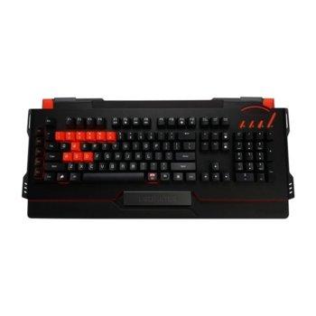 Клавиатура Epic Gear DeziMator, механична, гейминг, USB image