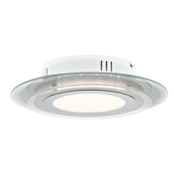 LED луна за вграждане Viokef CHRONOS Ceiling lamp D300, 14W, 800 lm, 3000K, топло бяла image