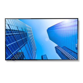 "Дисплей NEC E507Q, 49.5"" (125.73 cm), Ultra HD, HDMI, VGA, USB image"