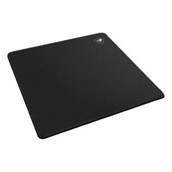 Подложка за мишка Cougar Speed EX-L, гейминг, черна, 320 x 270 x 3 mm image