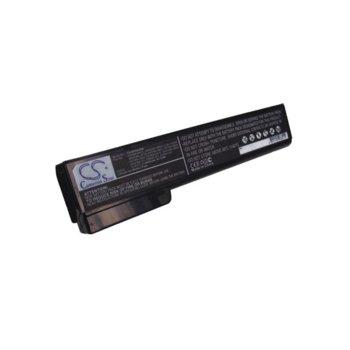 Батерия (заместител) за лаптоп HP, съвместима с HP Elitebook 8560p, 8460p, 6 cell, 10.8V, 4400mAh image
