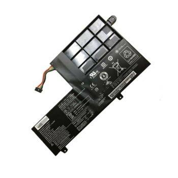 Батерия (оригинална) за лаптоп LLenovo, съвместима с LENOVO Ideapad series/ yoga 500 series/ S41 series, 2-cell, 7.4V, 4050mAh image