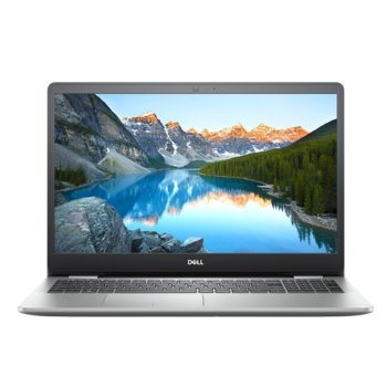 "Лаптоп Dell Inspiron 5593 (DI5593I78G512GMX2304G_UBU-14), четириядрен Ice Lake Intel Core i7-1065G7 1.3/3.9 GHz, 15.6"" (39.62 cm) Full HD IPS Display & MX230 4GB, (HDMI), 8GB DDR4, 512GB SSD, 2x USB 3.1, Linux image"