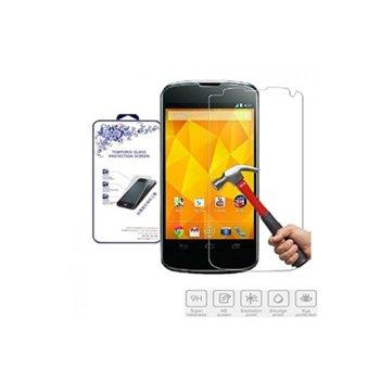 Протектор от закалено стъкло /Tempered Glass/ за LG Nexus 4, прозрачен image