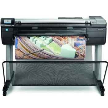 HP DesignJet T830 MFP product