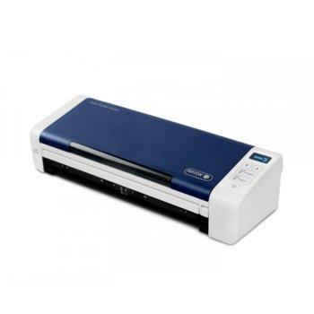 Скенер Xerox Duplex Portable, 600 x 600 dpi, A4, двустранно сканиране, USB image