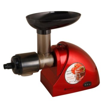 Доматомелачка Rohnson R 545, ниско ниво на шума, капацитет: до 50 кг/час, 300W, червен  image