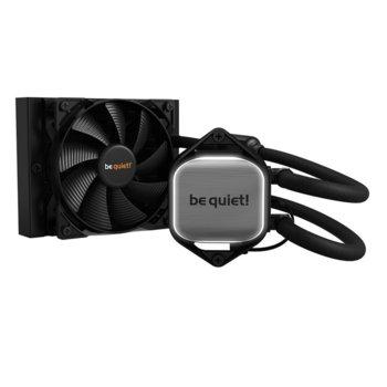 Водно охлаждане за процесор be quiet! PURE LOOP 120mm, съвместимост със сокети LGA 1150/1151/1155/1200/2011/2011-3/2066 & AMD AM4/AM3+/AM3 image