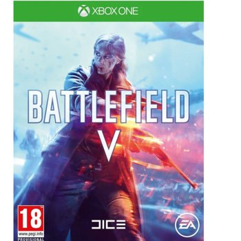 Игра за конзола Battlefield V, за Xbox One image