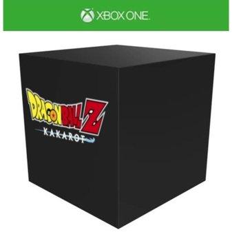 Игра за конзола Dragon Ball Z: Kakarot - Collector's Edition, за Xbox One image