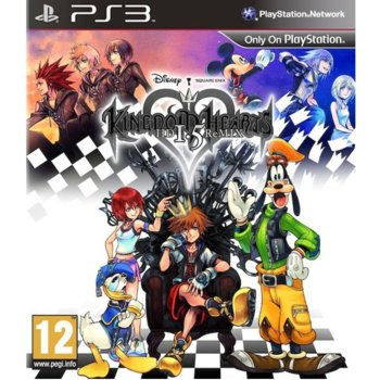 Kingdom Hearts HD 1.5 ReMIX product