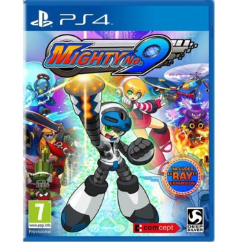 Mighty No. 9 product