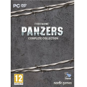 Codename: Panzers Complete Collection  product