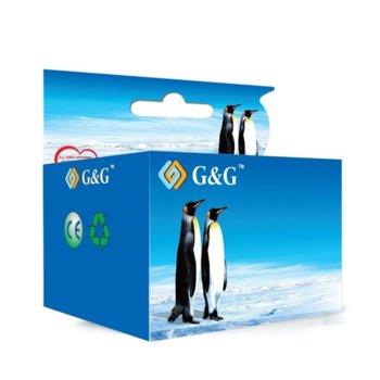ГЛАВА G&G за HP Officejet 8702 AIO;Pro 8210/8211/8218;Pro 8710/8711/8715/8716/8717/8718/8719/8720/8721/8725/8728/8730/8731/8740 AIO - Black - (953XL) - L0S70AE - P№ NP-R00953XLBK (PG) - Неоригинален Заб.: 58ml. image