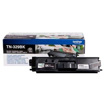 Brother TN-329BK Toner Cartridge Super High Yield product