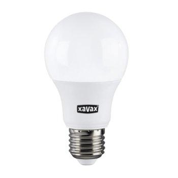 LED крушка XAVAX 112620, 9W, E27, LED, 9W, 806 lm, 2700 K image