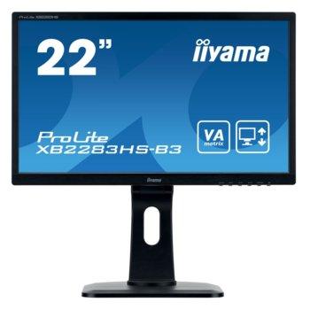 Iiyama Prolite XB2283HS-B3 product