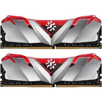 Памет 16GB (2x 8GB) DDR4, 3600MHz, Adata Gammix D30, 1.5V image