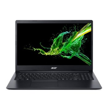 "Лаптоп Acer Aspire 3 A315-34-C5JF (NX.HE3EX.02B), четириядрен Gemini Lake Intel Celeron N4100 1.1/2.4 GHz, 15.6"" (39.62 cm) Full HD Anti-Glare Display, (HDMI), 4GB DDR4, 1TB HDD, 1x USB 3.1, Free DOS image"