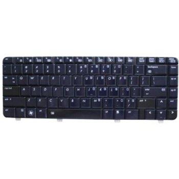 Клавиатура за HP Pavilion DV3-2000 DV3-2310 DV3-2320 DV3-2350 DV3-2130, US, черна image
