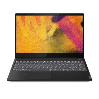 "Лаптоп Lenovo Ideapad S340-15API (81NC00C2BM)(син), двуядрен Zen 2 Ryzen 3 3200U 1.6/3.5 GHz, 15.6"" (39.62 cm) Full HD TN Anti-Glare Display, (HDMI), 8GB DDR4, 256GB SSD, USB 3.1 Type C, Free DOS, 1.8kg image"