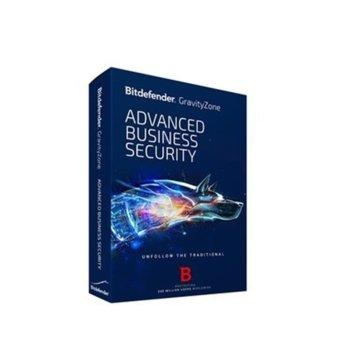 Софтуер Bitdefender GravityZone Advanced Business Security, 9 потребителя, 1 година image