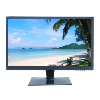 """Монитор Dahua LM18-L100, 18.5"""" (47 cm) LED панел, WXGA, 5ms, 600:1, 200cd/2, HDMI, VGA, BNC, USB image"""