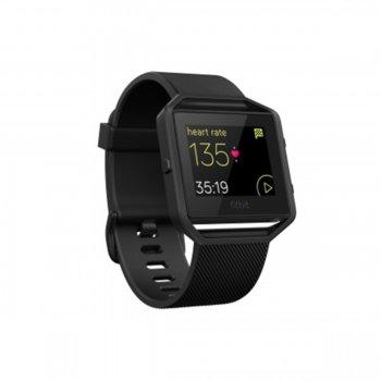 Fitbit Blaze Large Size Gunmetal FB502GMBKL-EU product