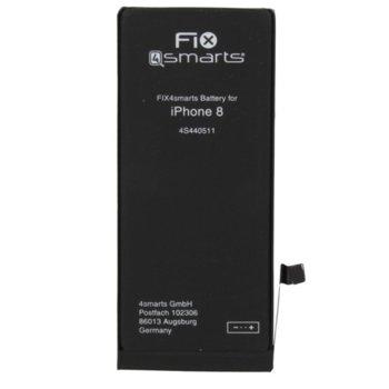 Батерия (заместител) FIX4smarts, за iPhone 8, 1821mAh/3.82V  image