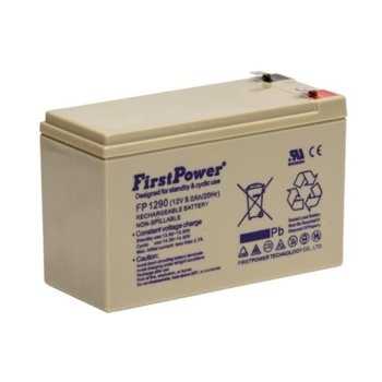 Акумулаторна батерия FirstPower MS9-12, 12V, 9Ah  image