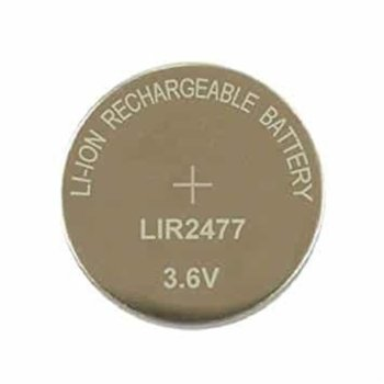 Батерия Energy Technology LIR2477, 2477, Li-ion, 3.6V, 1бр. image