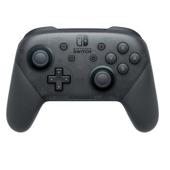 Геймпад Nintendo Switch Pro Controller, за Switch, черен image