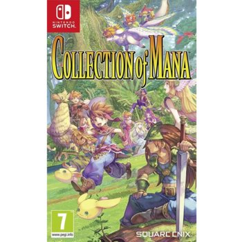 Collection of Mana Nintendo Switch product