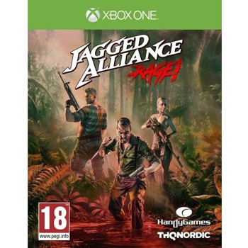 Jagged Alliance: Rage Xbox One product