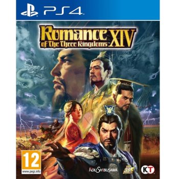 Игра за конзола Romance of the Three Kingdoms XIV, за PS4 image