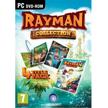 Rayman Collection product
