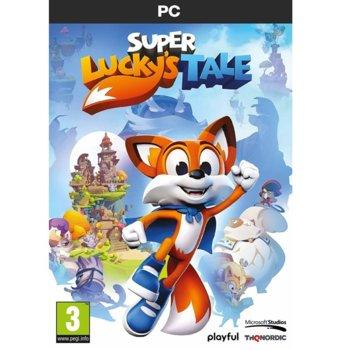 Игра Super Luckys Tale, за PC image