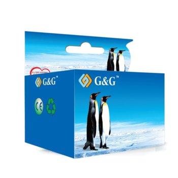 ГЛАВА ЗА CANON MAXIFY MB5350/MB5050/IB4050 - Cyan - PGI-2500XL C - 9265B001 - P№ NP-C-2500XLC(PG) - G&G - Неоригинален Заб.: 19ml. image