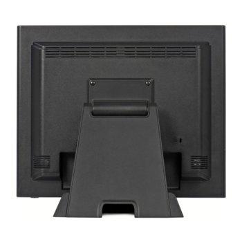 "Монитор Iiyama T1731SAW-B5, 17""(43.18 cm) TN тъч панел, SXGA, HDMI, DisplayPort, VGA image"
