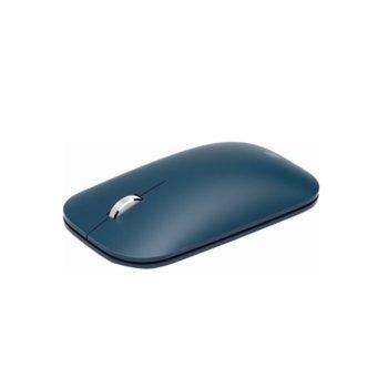 Мишка Microsoft Surface, оптична, безжична, Bluetooth, синя image