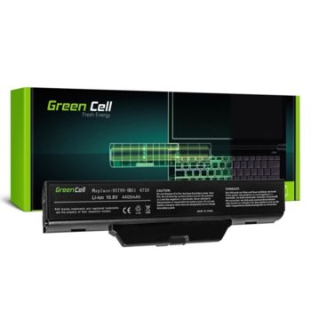 Батерия (заместител) за лаптоп HP, 550/610/615 Compaq 550/610/615/6720/6830, 6-cell, 10.8V, 4400mAh image