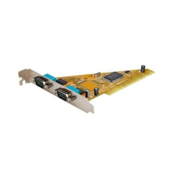 Контролер PCI към 2 x Serial RS232 image