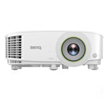 Проектор BenQ EH600, DLP, Full HD (1920 x 1080), 10 000:1, 3500 lm, HDMI, VGA, USB, AUX image