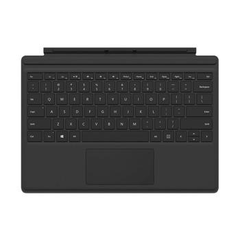 Клавиатура за таблет Microsoft (FMM-00013) (разопакован продукт), съвместима със серия Surface Pro/Pro 3/Pro 4, US, черна image