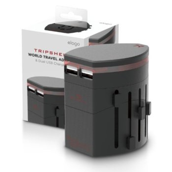 Elago Tripshell World Travel Adapter product