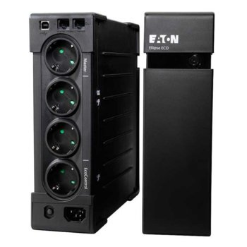 UPS Eaton Ellipse ECO 1200 USB DIN, 1200VA/750W, OFF Line image