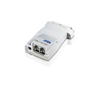 Преходник ATEN AS248T, 1x DB-25(м), 2x 6P4C към 1x C-36(м), 2x 6P4C, до 8 принтера image
