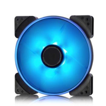Вентилатор 140mm Fractal Design Prisma SL-14 Blue, 3-pin, 1000 rpm image